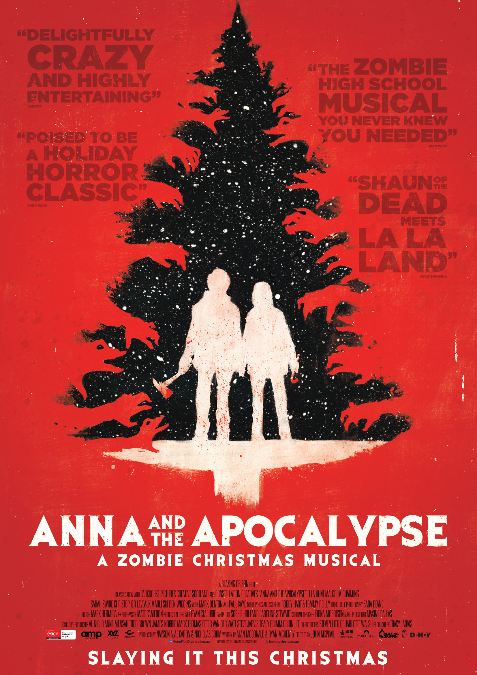 Image result for anna apocalypse poster