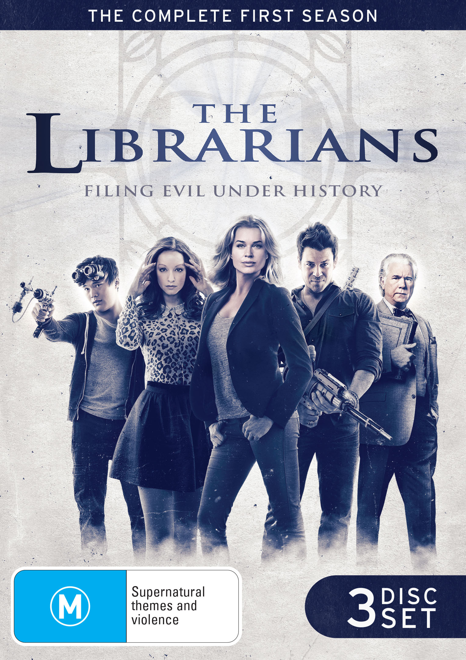 The Librarians, S1