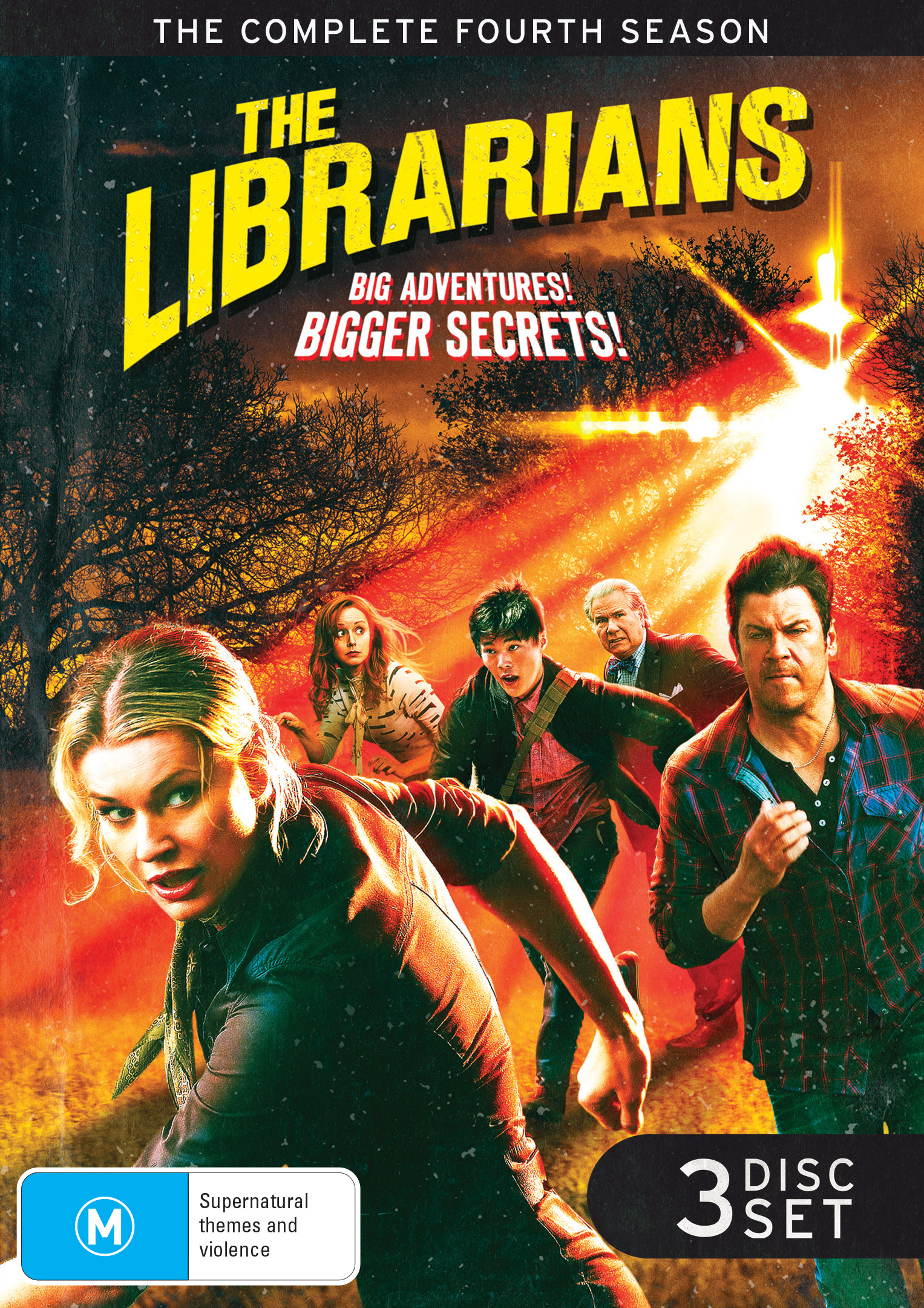 The Librarians, S4